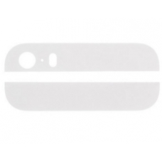 iPhone 5s Rear Glass Panel Plates White