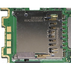 Xda Mantle SD Card Slot Replacement