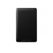 Asus Google Nexus 7 Rear Panel (Black)