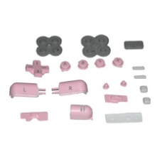 Nintendo DS Lite Button Set (Pink)