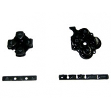 PSP 3000 Black Button Set