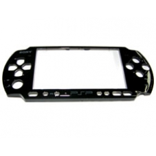 PSP 3000 Black Faceplate / Front Case