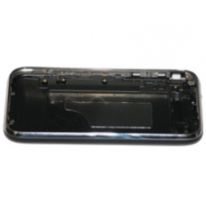 iPhone 3G Black Rear Case and Front Chrome Bezel 16GB
