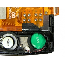 Internal Backup Battery Replacement  (rx3100 / rx3115 / rx3415 / rx3700 / rx3715)