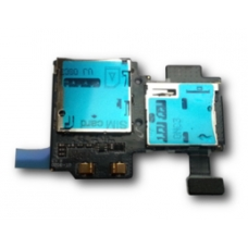 Samsung Galaxy 4 SIM Socket Micro SD Socket Reader