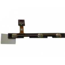 Samsung Galaxy Note 10.1 (GT-N8000) Power and Volume Flex Cable With Switches