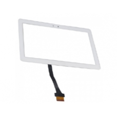 Samsung Galaxy Tab 10.1 Screen Part (GT-P7500  GT-P7510) White