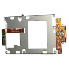 Dell Axim x51 Switchboard Frame Assembly